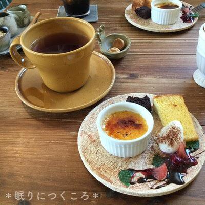 手作りのデザートが美味しい北中城のジジカフェ
