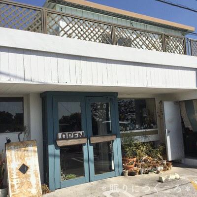 北中城外人住宅を改装したおしゃれなjiji cafe
