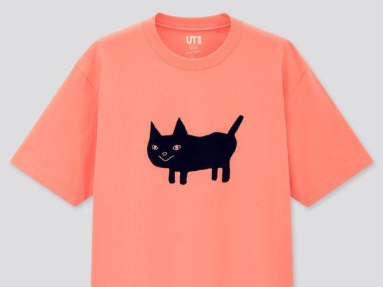 ユニクロの米津玄師コラボUT猫イラスト