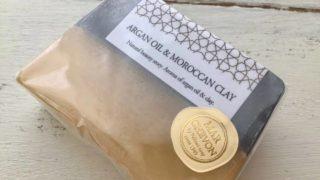 マルシェボンのアルガンオイル&モロッカンクレイ